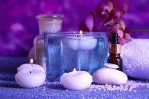 Ароматерапия и козметика с етерично масло от хвойна