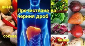 Пречистване на черния дроб – методи, лекарства, диета и билки