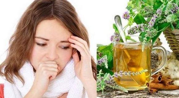 Лек за кашлица с билки