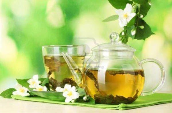 Билков чай за сваляне на висока температура