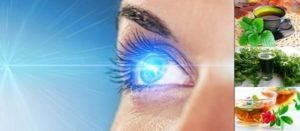 Причини за появата на глаукома, симптоми, видове, лечение с народна медицина, билки, гимнастика на очите, необходимост от подходяща диета