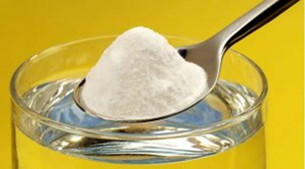 Ефективно лечение със сода